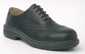 Safety shoes, lace-up, Jalarthur