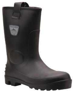 Safety rigger boots, pull-on, Portwest WORK Neptune FW 75