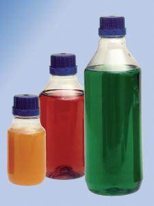 Bottles, narrow neck, PET