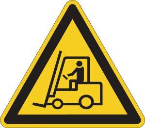 Materials handling vehicles