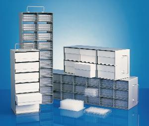 Racks for freezers