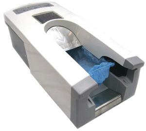 Shoe cover dispenser, BootieButler®