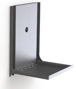 Wall brackets (tubular frame for wall mounting) for Memmert IN/INplus and IF/IFplus incubators