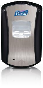 Soap dispensers, LTX-7™ and LTX-12™ touch-free