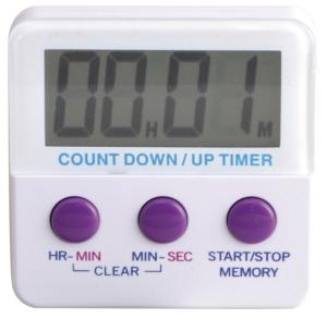 Digital timer, one channel