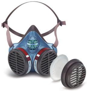 Disposable half masks against gas, vapours and particulates FFA1/FFA2/FFA3, Series 5000