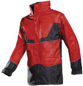 Rain jacket with detachable softshell jacket, Burma 488A