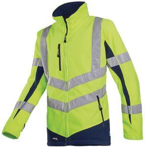 High visibility fleece jacket, Senic 711Z