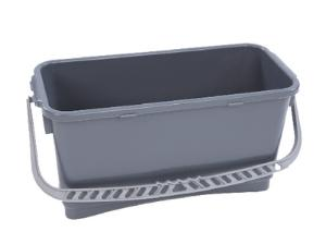 Compact double bucket system