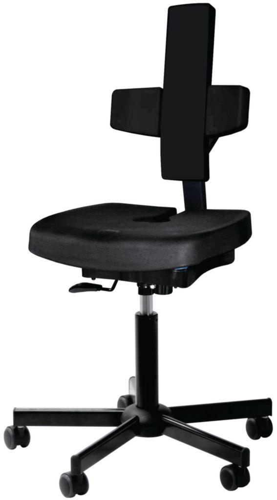 chaises et tabourets de laboratoire ergonomiques vwr. Black Bedroom Furniture Sets. Home Design Ideas